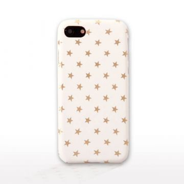 Soft Case Gold Stars iPhone 7 and 8