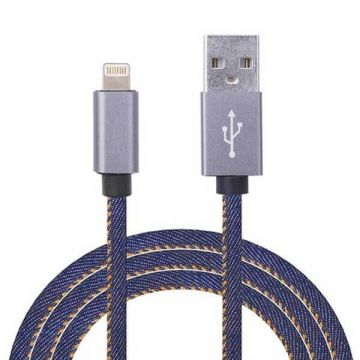 Lightning USB Cable Jeans