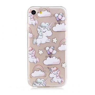 TPU Unicorn iPhone 7 / iPhone 8 Case