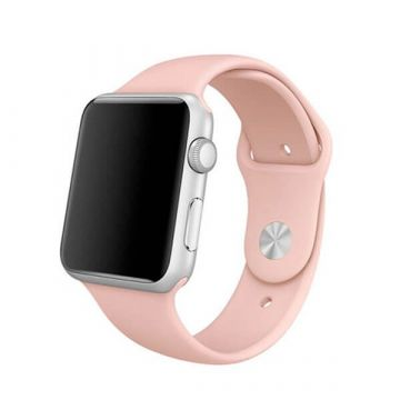Light pink Apple Watch 38mm Strap S/M M/L