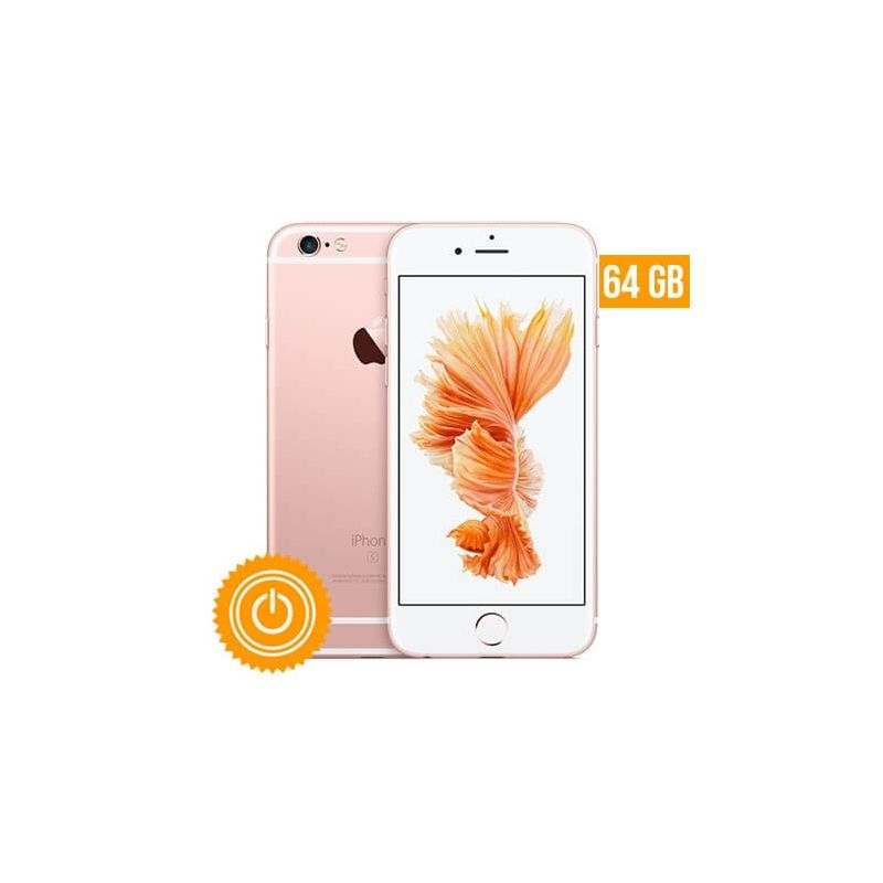 iphone 6s plus 64 go rose gold refurbished grade a. Black Bedroom Furniture Sets. Home Design Ideas