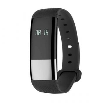 Black Smart Bracelet for iOS and Androïd