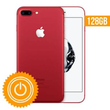 iPhone 7 negen - 128 GB Red