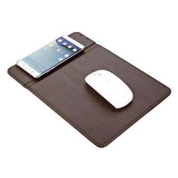 Mouse pad and wireless charging 2 in 1