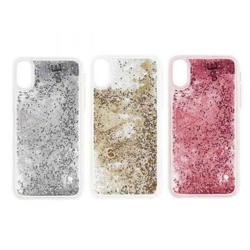 Coque Glitter Guess iPhone X Xs