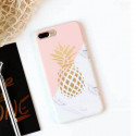 Coque TPU Marbre-Ananas pour iPhone 6 / iPhone 6S