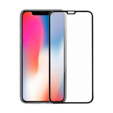 Film de protection en verre trempé iPhone X Cool Zenith Series Anti-Blue Ray Hoco
