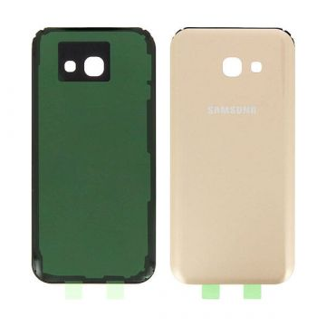 Back face Samsung Galaxy A5 2017 GOLD