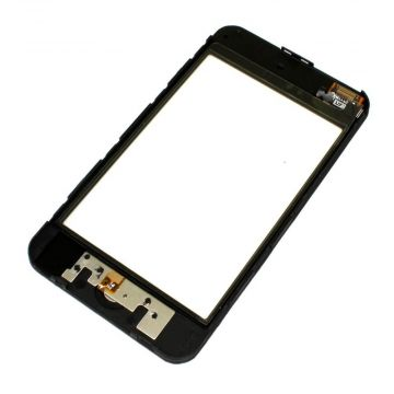 Complete mounted frame and glass with home button iPod Touch 2G