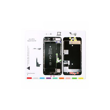 magnetic Screw Hole Distribution Board iPhone 8