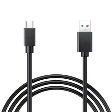 USB-C to USB Charge Cable