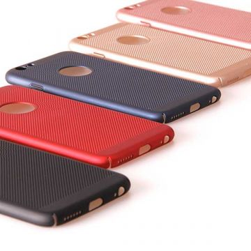 Micro perforated cover for iPhone 6 et 6S