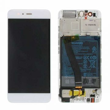 Original quality complete screen for Huawei P10 white