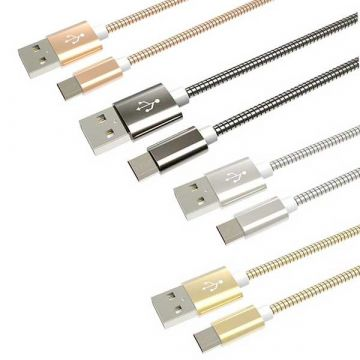 Micro-USB-Metallkabel