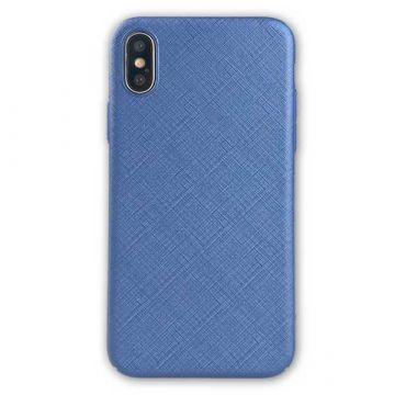Coque rigide texturée iPhone X