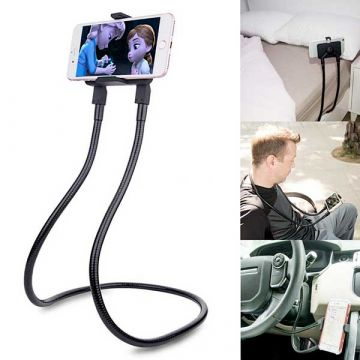 Universal tablet and smartphone holder
