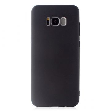 TPU case Soft Touch Black Samsung S8