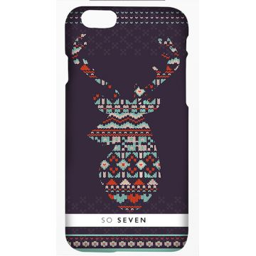 So Seven Canadese herten winter iPhone 8 / 7 case