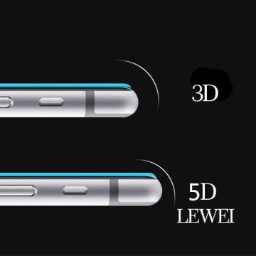 5D gebogen aangemaakte glasfilm voor iPhone 6 Plus / iPhone 6S Plus