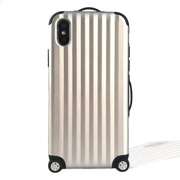 Coque valise iPhone X