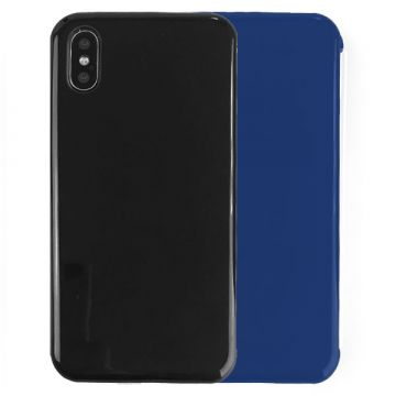 Etui portefeuille effet gloss iPhone X