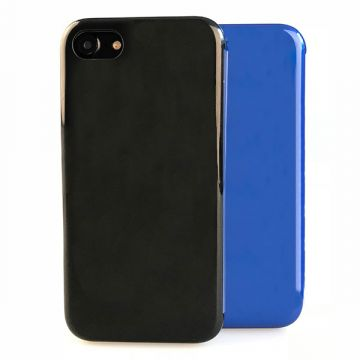 Etui portefeuille effet gloss iPhone 8 / iPhone 7