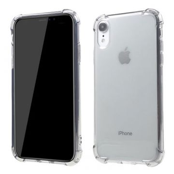 Icy Series Transparente stoßfeste Hülle für iPhone XR G-Case