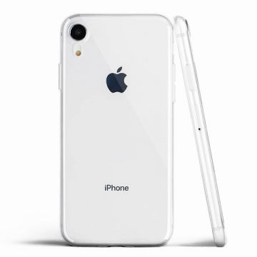 Transparentes TPU Gehäuse iPhone Xr