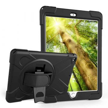 Soft Case iPad Pro 9.7 noire multi-positions