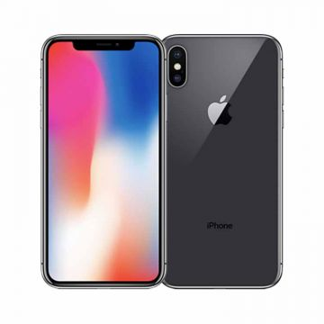 iPhone X - 64 GB Zwart - A Grade