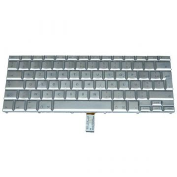 "Clavier QWERTY pour Apple MacBook Pro 15,4"" Alu"