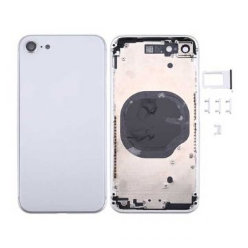 Bezel + rear glass for iPhone 8 Plus
