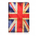 Stand case Vintage UK Flag iPad 2 & 3
