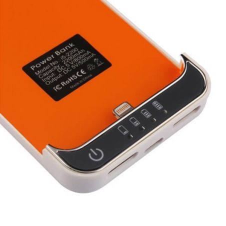 External Battery Charger Case iPhone 5