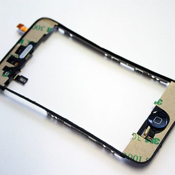 Frame screen complete seal for iPhone 3G & 3Gs