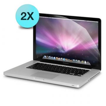 "Pack 2X Protections écran MacBook Pro 13"" Transparent"