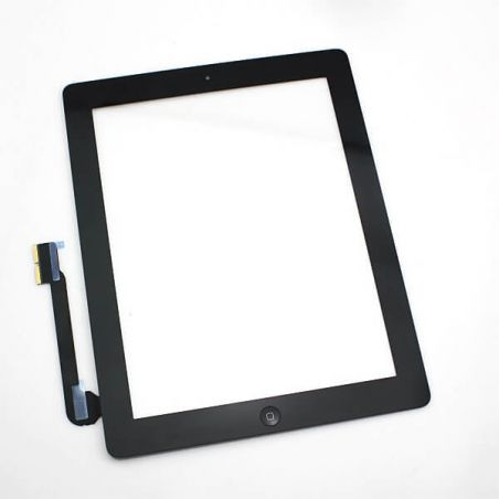 Touch Screen Glass/Digitizer Assembly For iPad 2 Black