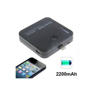 Batterie Chargeur Externe IPhone 5, iPod Nano 7 et iPod Touch 5