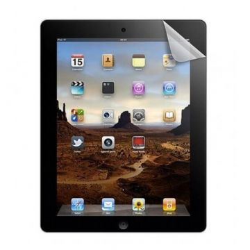 Screen protector scherm film iPad 2 Transparant Helder
