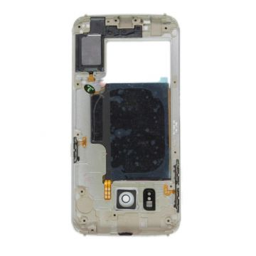 Wit intern chassis voor Galaxy S6 Edge