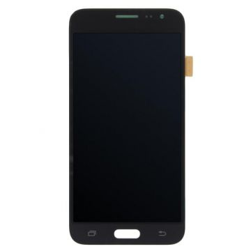Full screen Black (Official) for Galaxy J3 (2016)