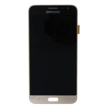 Full screen Gold (Official) for Galaxy J3 (2016)