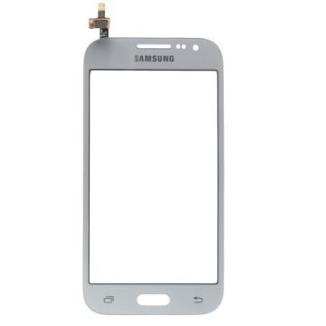 Silver touch panel (Official) for Galaxy Core Prime