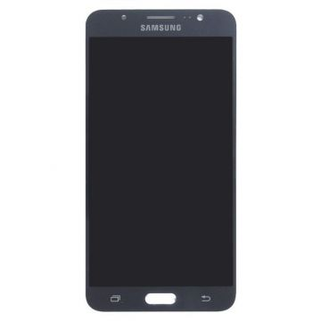 LCD Screen + Touch Screen BLACK (Official) for Galaxy J7 (2016)