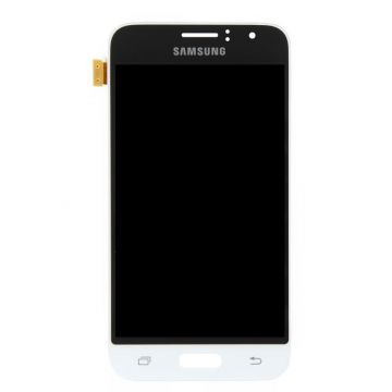 Complete white screen (Official) for Galaxy J1 (2016)