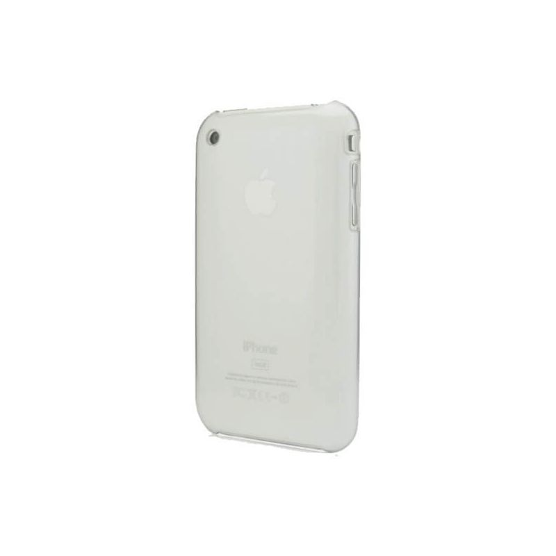 Transparent Clear Ultra Thin Snap On Hard Case Cover For Apple iPhone 3G 3GSGS
