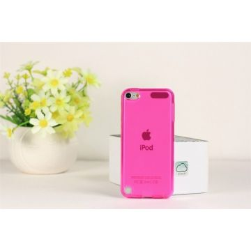 Coque souple TPU noir brillant iPhone 5