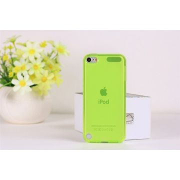 TPU Soft Case Green iPod Touch 5