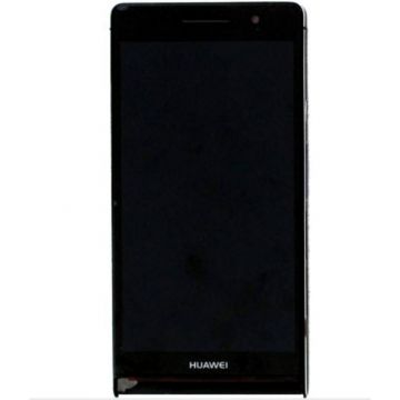 Full BLACK screen (Official) for Huawei Ascend P6