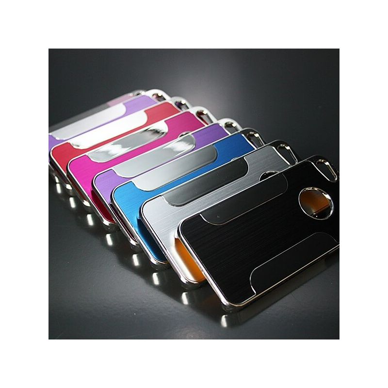 coque metal iphone 5